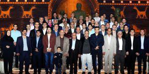 با حضور قائم مقام ارشد گروه صنعتی ایران خودرو: مراسم تقدیر از نمایندگی های رتبه یک برگزار شد