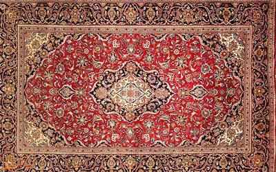 چرا فرش های ایرانی در جهان معروف شدند؟