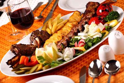 ۳ غذای رستورانی خطرناک!