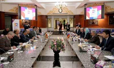 ایران از برگزاری اکسپو 2025 در روسیه حمایت می کند