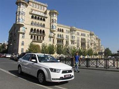 راه اندازي پايگاه توليد ايران خودرو درجمهوری آذربايجان