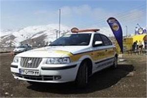 رتبه نخست بهره وری به امداد خودرو ایران رسید