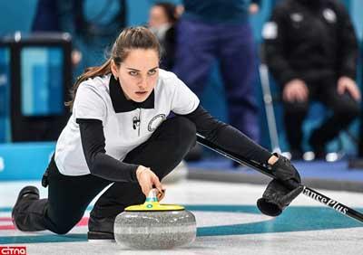 چشم خیره جهان مد به زیباترین دختر المپیک زمستانی!