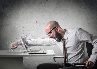 اگر زود عصبانی می شوید شاید این اختلال را دارید