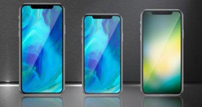 در سال 2018 اپل سه مدل آیفون جدید معرفی می کند
