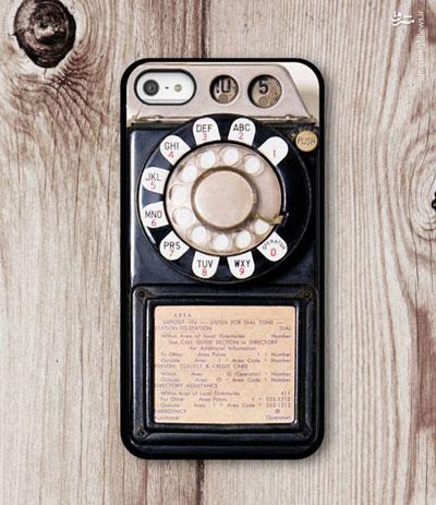عجیب ترین قابهای موبایل!