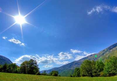 پیش بینی وضعیت آب و هوای کشور تا ۱۳ فروردین!