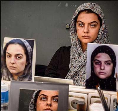 دنیا مدنی بازیگر سریال رهایم نکن عکس زیر را در صفحه اینستاگرامش منتشر کرد.