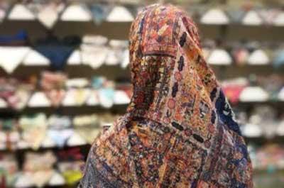 افرایش عمر روسری و شال با رعایت چند نکته کلیدی!