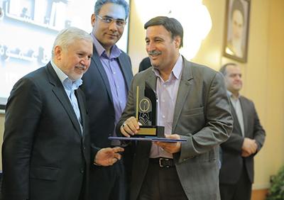 درخشش بانک ملی ایران در سیزدهمین جشنواره ملی انتشارات روابط عمومی