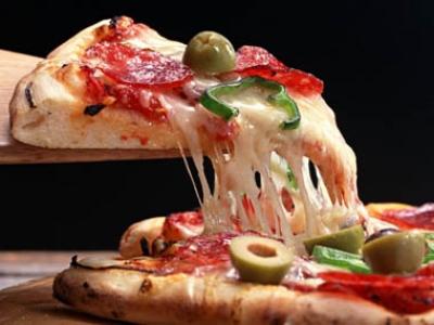 یک خبر خوب برای پیتزا خورها!